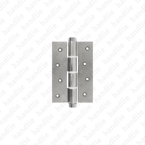 DM.5314.A - Single action spring hinges 120mm - ALUMINIUM