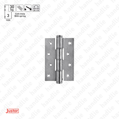 DM.5314J Spring - Single action spring hinge - Stainless Steel