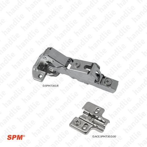 D.SPM.T363.R - Cup hinges for furniture