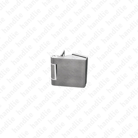 DV.50.01.086 - Wall / glass hinge - Aluminium
