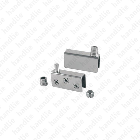 DV.6061 - Pivot hinge kit for glass doors