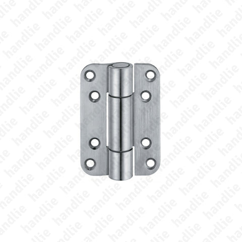 VN.2828/100 - VARIANT VN Hinge for heavy-duty doors up to 80Kgs - Stainless Steel
