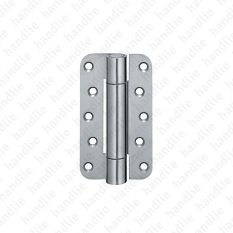 VN.2828/120 - VARIANT VN Hinge for heavy-duty doors up to 100Kgs - Stainless Steel