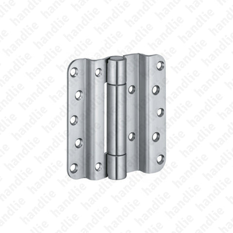 VN.5959/120N - Variant VN Hinge for doors up to 100kg - Stainless Steel