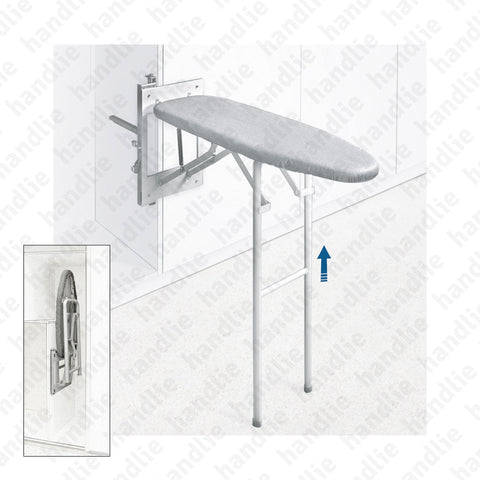 EA.2567 - Pull-out hydraulic ironing board