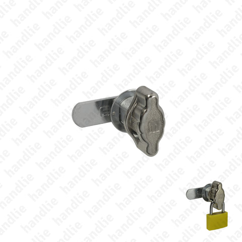 F.275/F.276 - Cam locks for padlock
