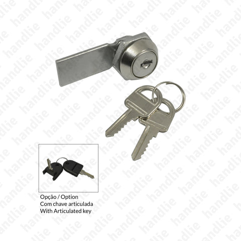 F.280 - Cam lock for metal furniture