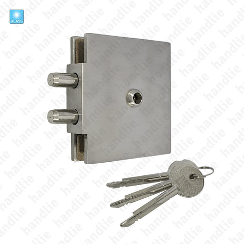 F.300V.6.05 - Lock for glass door