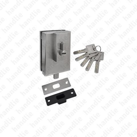 F.304V.6.03 - Lock for glass door
