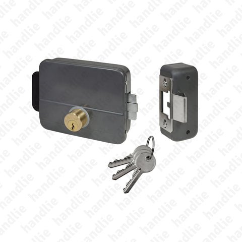 F.5011.D96 - Electric rim lock key / key