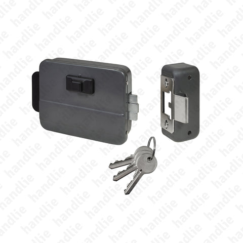 F.5013.D96 - Electric rim lock key / button