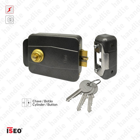 F.510.600 - Electric rim lock Key / Button