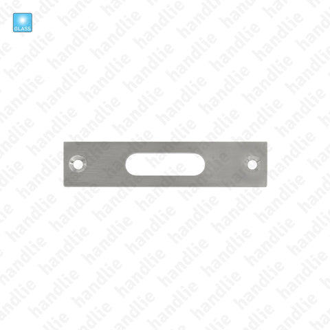 F.CT.303V - Strike plate compatible with lock F.300V