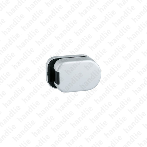F.CX.HCS.GD.A761/762 - HCS System - Latch strike box for 2nd Leaf - Glass Doors