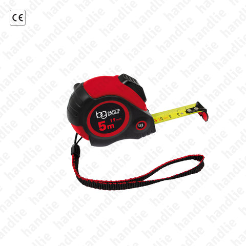FM.100.5000.BG - Measuring Tape 5m with Magnet and auto-stop system