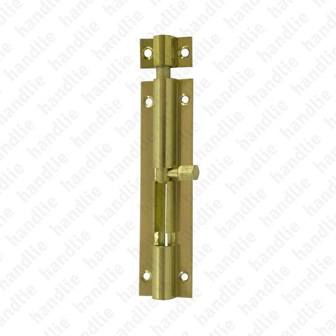 FX.1124 - Barrel bolt - Brass