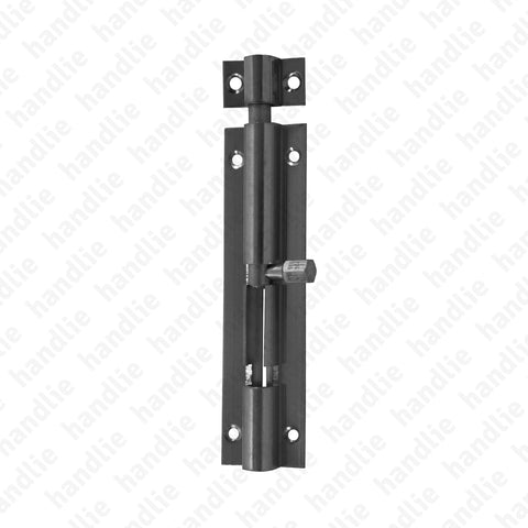 FX.1124.L16 - Barrel bolt - Matt Black