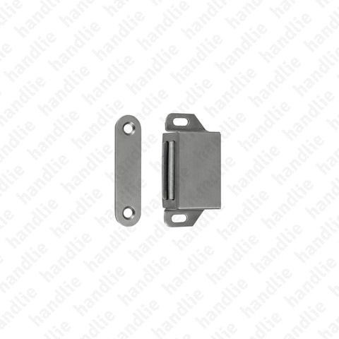 FX.7207.7 - Magnetic catch for furniture - STAINLESS STEEL