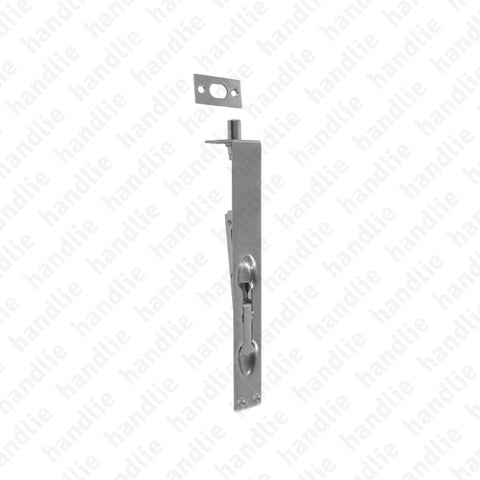 FX.IN.002 - Flush bolt - Stainless Steel