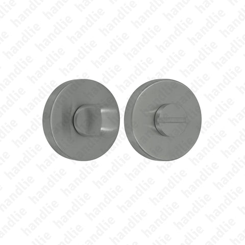 FX.IN.8236 - WC turn and release - Stainless Steel
