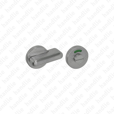 FX.IN.8237 - WC turn and release with indicator - Stainless Steel