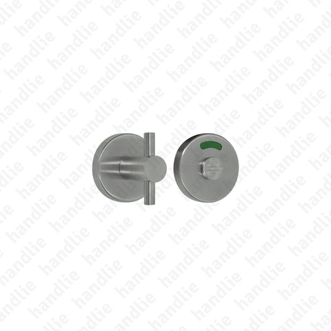 FX.IN.8238 - WC turn and release with indicator - Stainless Steel