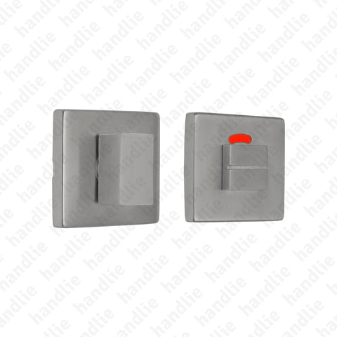 FX.IN.8243 - WC turn and release with indicator - Stainless Steel