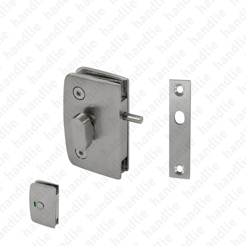 FXV.8252 -  Latch for bathroom glass doors