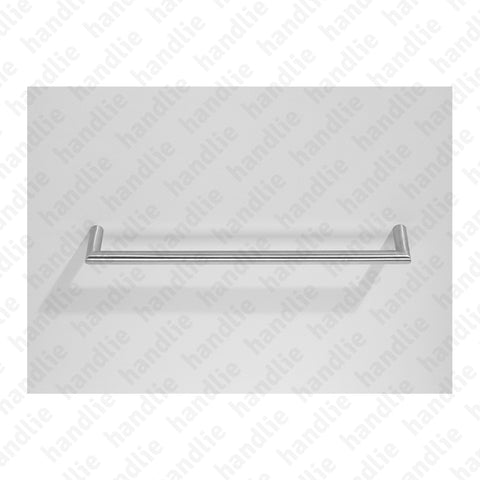 IN.42.145 ÂNGULO Series - Towel rail - Stainless Steel