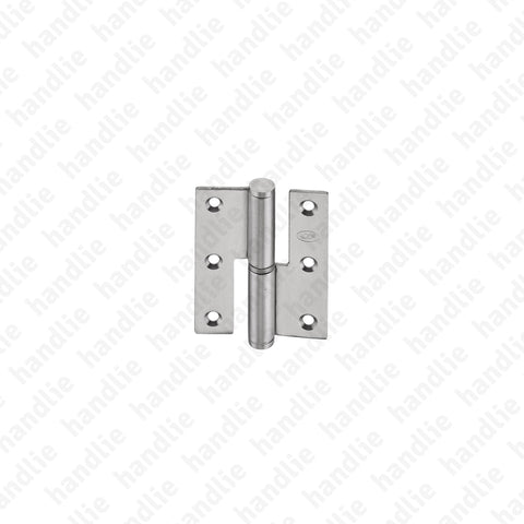 IN.05.019.75.ECO - Lift Off Hinge - 20 kg - Stainless Steel