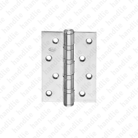 IN.05.020.100.ECO - Hinge with removable pin - Hinge pin - 120 kg - Stainless Steel