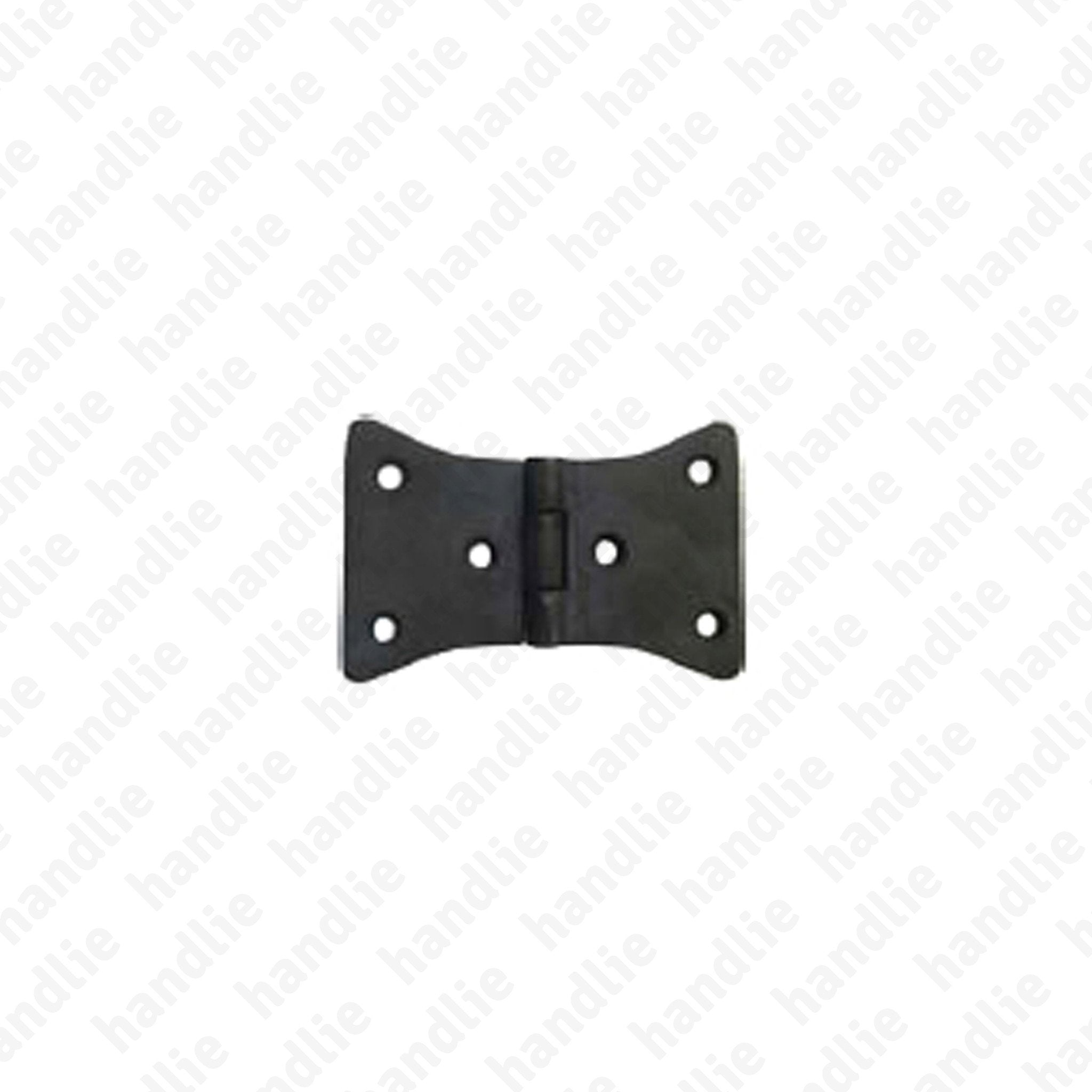 Lm 218 Dp Butterfly Hinge For Shutters Brass