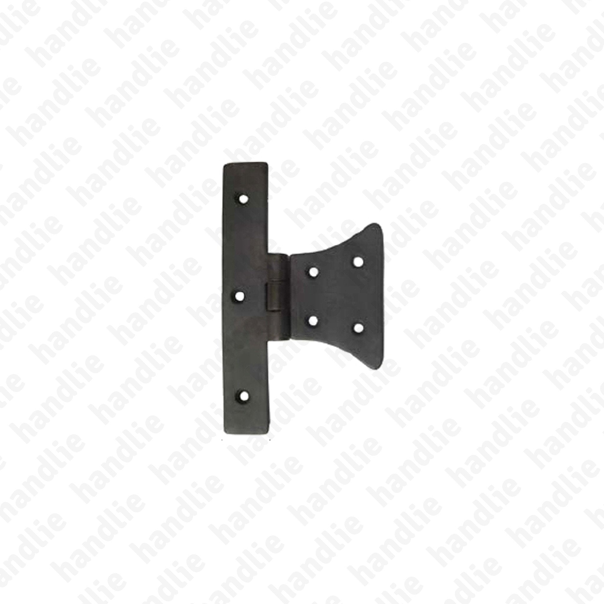 Lm 218 Half Butterfly Hinge For Shutters Brass