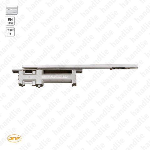 ML.21.802 - Concealed overhead door closer for single action doors