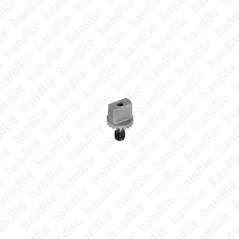 MACE.10147 - Pivot - Pivots for floor springs - Rectangular German | GEZE