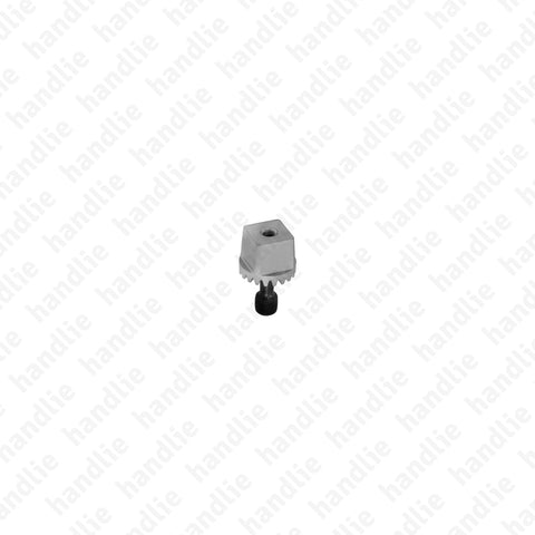 MACE.64938 - Pivot - Pivots for floor springs - Square French | GEZE