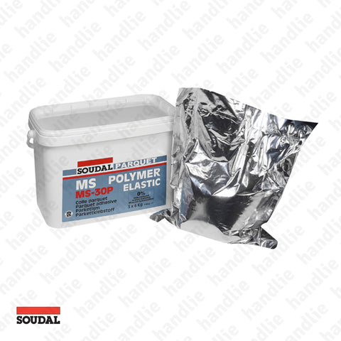 MS.30P - SOUDAL - Universal parquet adhesive - MS Polymer