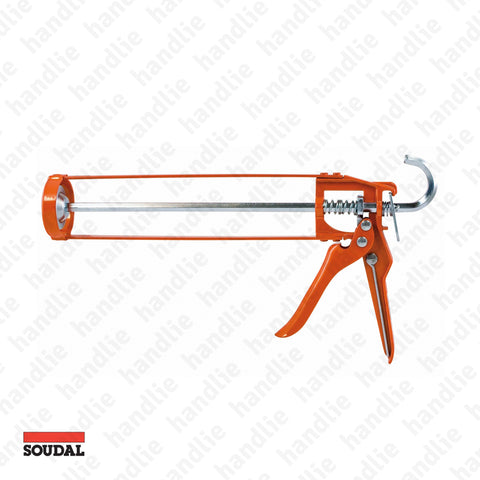 PIST.106966 - SOUDAL - ORANGE SKELETON GUN - 310ml