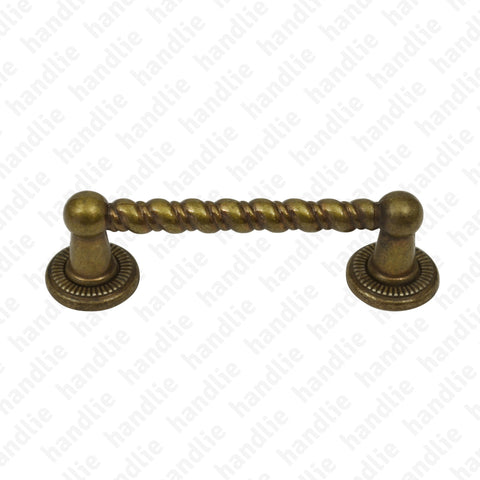 PM.6085 - Furniture pull handles - Zinc Alloy