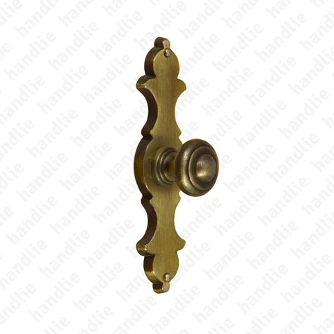 PM.6122 - Furniture knobs - Zinc Alloy