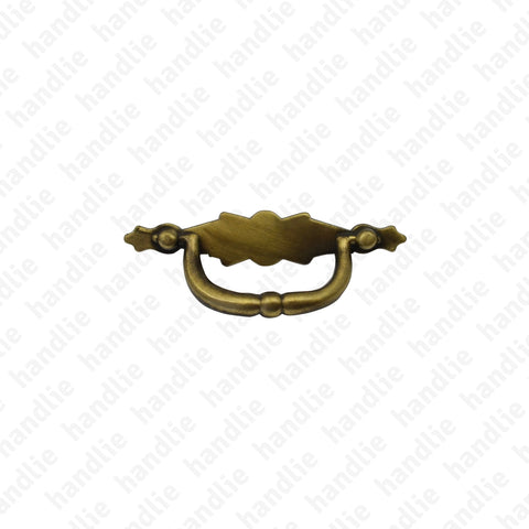 PM.6134 - Furniture pull handles - ZINC ALLOY