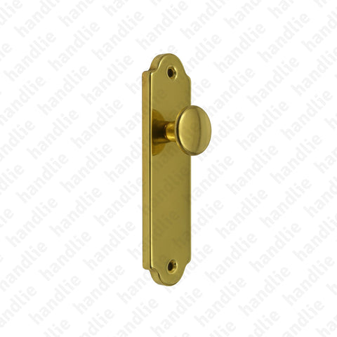 PM.7315 - Furniture knobs - BRASS