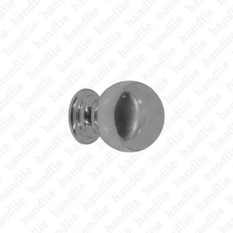 PM.7317 - Furniture knobs - BRASS