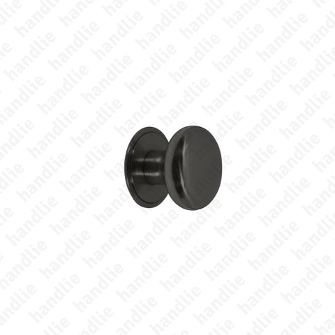PM.7540 - Furniture knobs - Matt Black