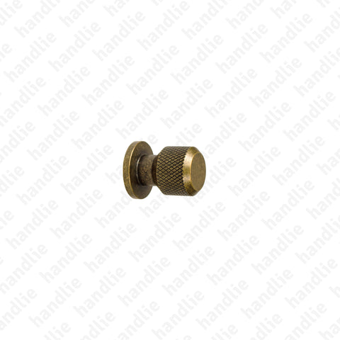 PM.7602 | MANOR ROUND - Furniture knob - Ø25