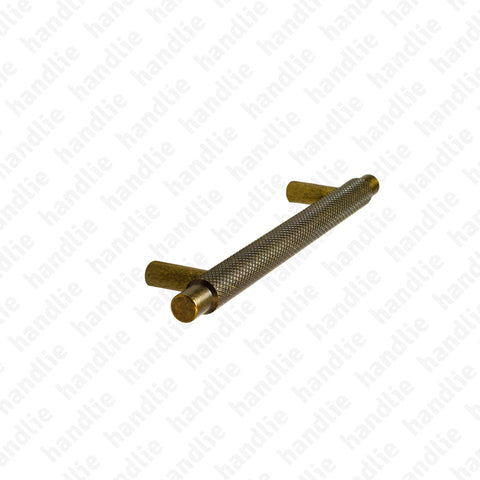 PM.7604 | MANOR - Furniture pull handle - CC 128 / CC 192