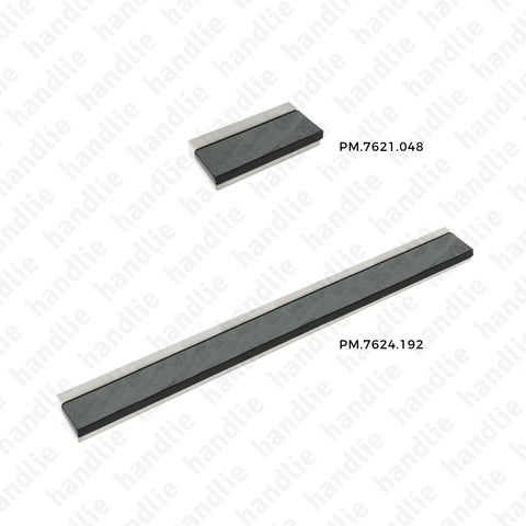 PM.7624 | SCANDINAVIAN STONE - Furniture pull handle L 62 / L 206