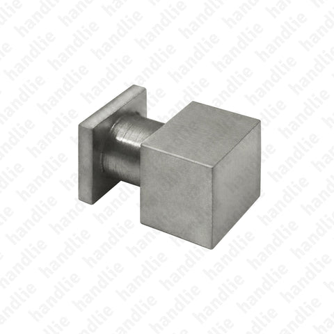 PM.IN.8767 - Furniture knobs - Stainless Steel