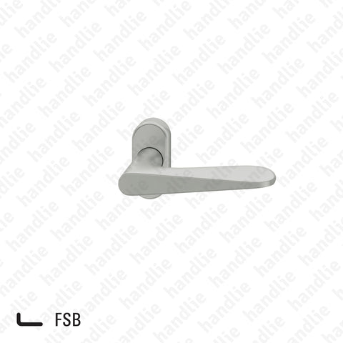 PR.09.1144 - Jasper Morrison - Single turning lever handle