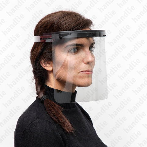 PROT.VIS.01 – Protection face shield against projection of particles